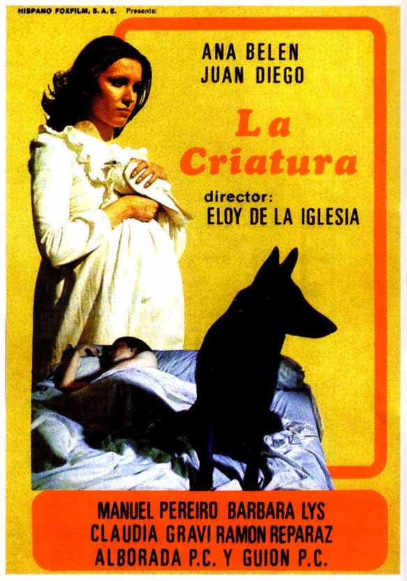 One of the many unusual and offbeat films from Spanish film maverick, Eloy de la Iglesia