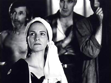 Amanda Plummer in Rene Daalder's Hysteria (1997)