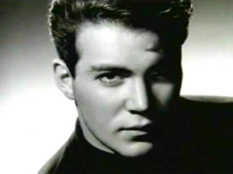 A young William Shatner