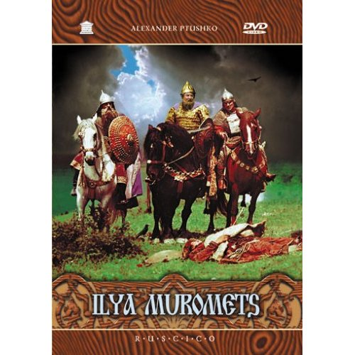Ruscico DVD copy of Ilya Muromets (1956)