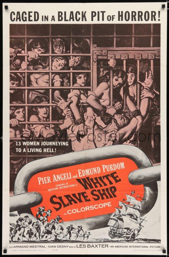 White Slave Ship 1962