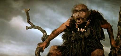 The Wind Demon (aka Nightingale the Robber) in Ilya Muromets (1956, aka The Sword and the Dragon)