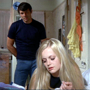 Gary Lockwood and Alexandra Hay in Model Shop (1969)