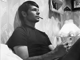 Gary Lockwood in Jacques Demy's Model Shop (1969)