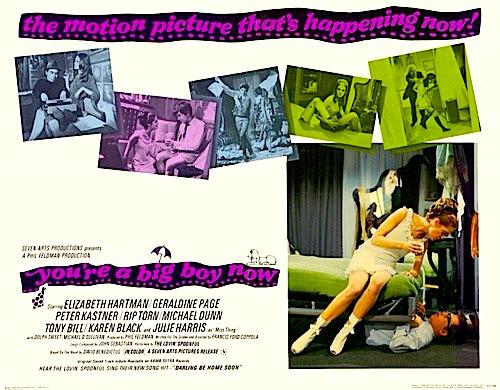 You're a Big Boy Now (1966)