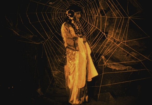 Cave of the Spider Women (1927)