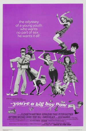 You're a Big Boy Now (1966)