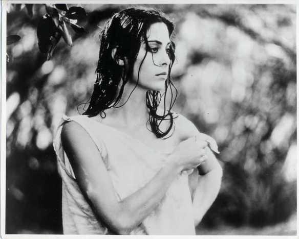 Paula Pritchett in Jan Kadar's mesmerizing Adrift (1971)