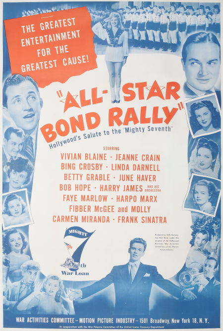 All Star Bond Rally (1945)