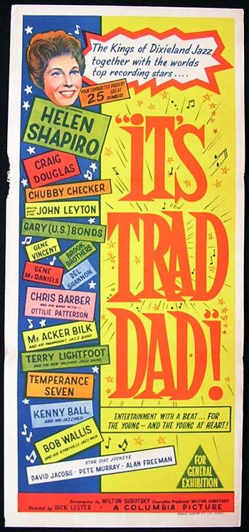 It's Trad, Dad!