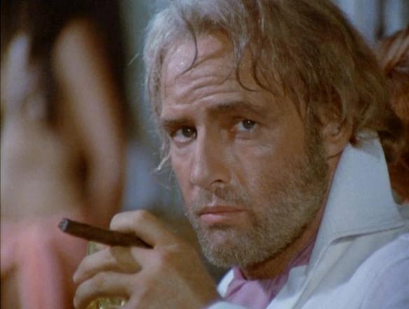 Marlon Brando in Burn! aka Queimada (1969)