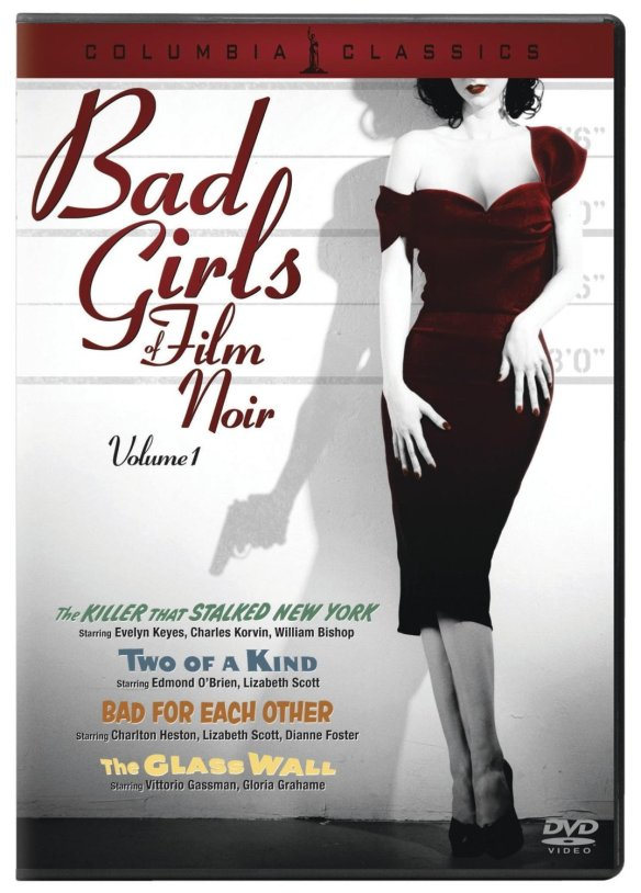 Bad Girls of Film Noir Volume 1