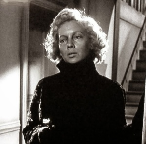 Evelyn Keyes as a smallpox victim in The Killer That Stalked New York (1950)