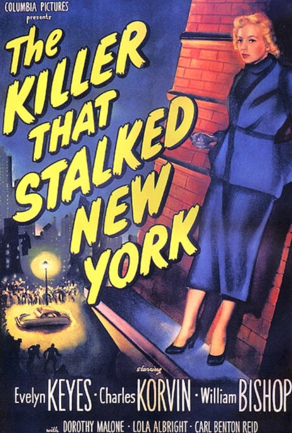 The Killer That Stalked New York (1960)