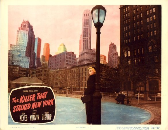 The Killer That Stalked New York (1950)