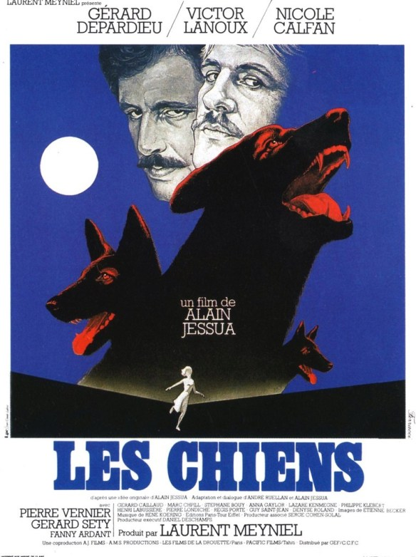 The Dogs (1979), one of Alain Jessua's later films