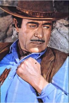 Gilbert Roland as Mason in The Ruthless Four (1968), directed by Giorgio Capitani