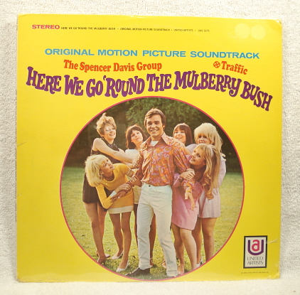 Here We Go Round the Mulberry Bush soundtrack (1967)