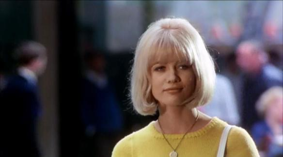The gorgeous Judy Geeson in Here We Go Round the Mulberry Bush (1967), directed by Clive Donner