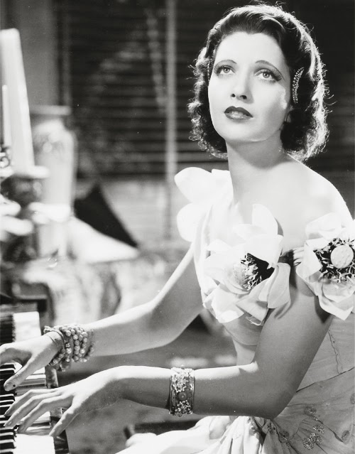Kay Francis plays a woman of many talents in the Pre-Code melodrama, Mandalay (1934)