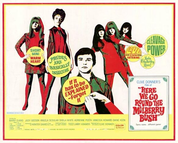 Here We Go Round the Mulberry Bush (1967)