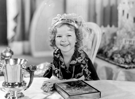 Shirley Temple in Little Miss Marker (1934)
