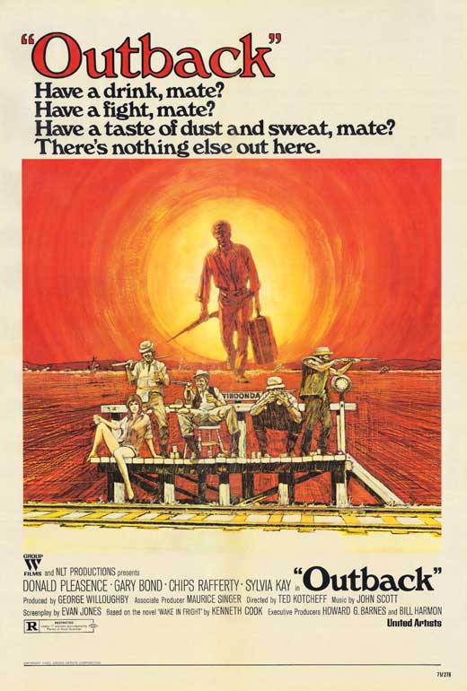 Outback aka Wake in Fright (1971)