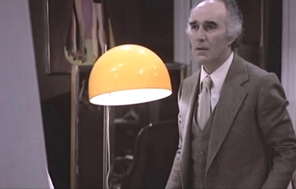 Michel Piccoli stars in Luis Garcia Berlanga's peculiar character study, Life Size (1974)