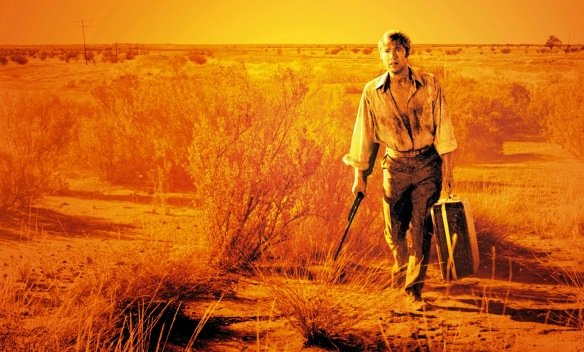 Gary Bond stars in the 1971 cult classic Wake in Fright aka Outback, directed by Ted Kotcheff