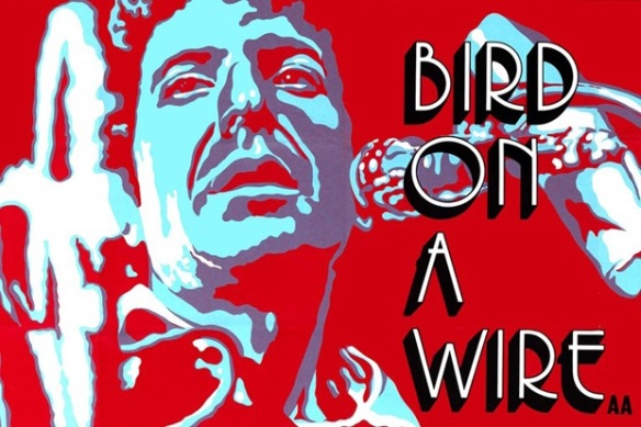 Leonard Cohen: Bird on a Wire (1972)