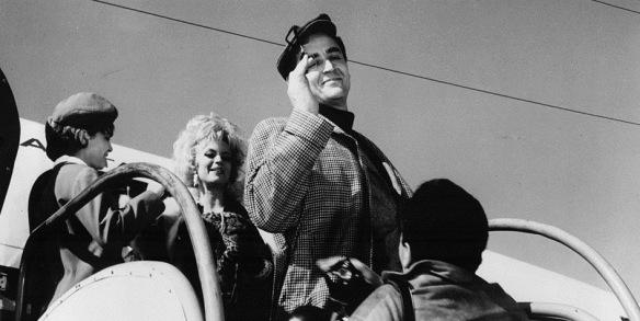 Vittorio Gassman as the overly ambitious Guido in Il Successo (1963)