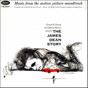 The James Dean Story soundtrack album