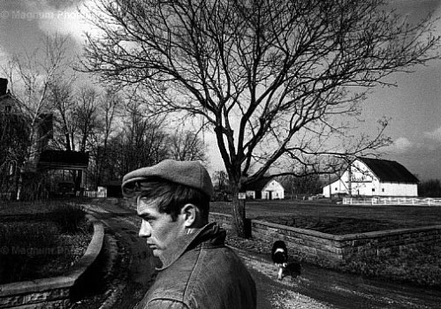James Dean in Fairmount, Indiana
