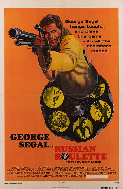 Russian Roulette film poster