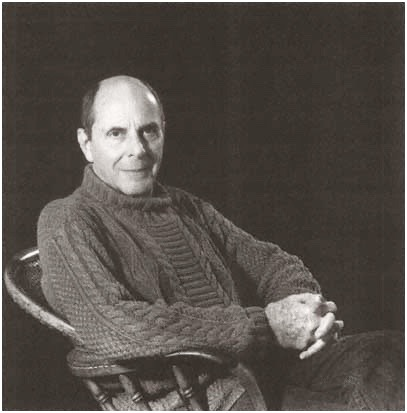 Screenwriter Stewart Stern circa 1988