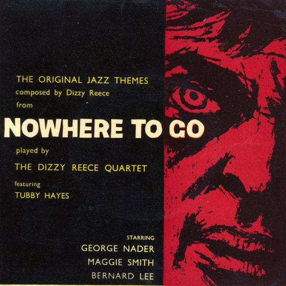 Jazz soundtrack to Nowhere to Go (1958)