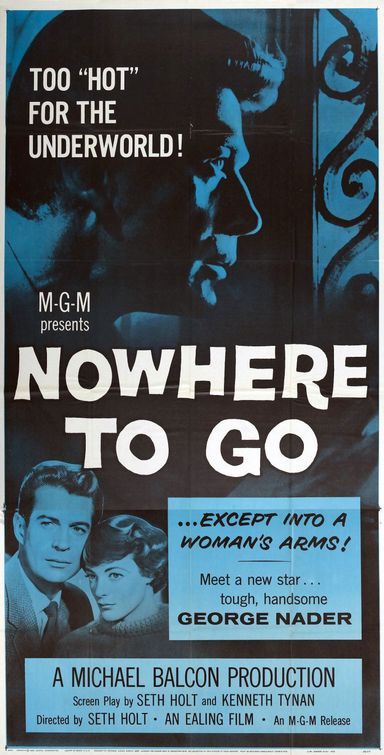Nowhere to Go film poster
