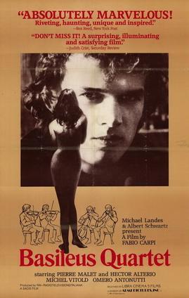 Basileus Quartet film poster