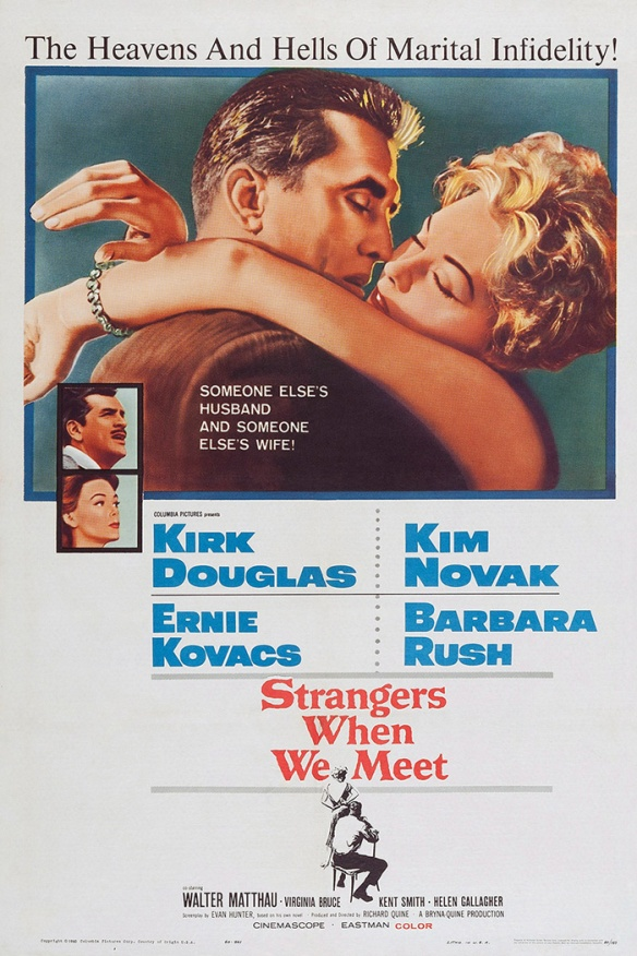 Strangers When We Meet (1960)