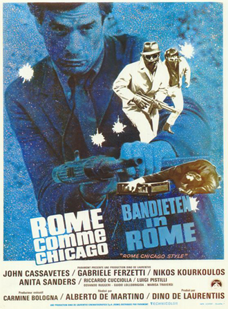 Bandits in Rome film poster