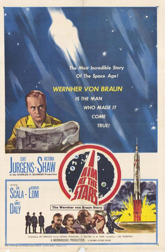 I Aim at the Stars (1960)
