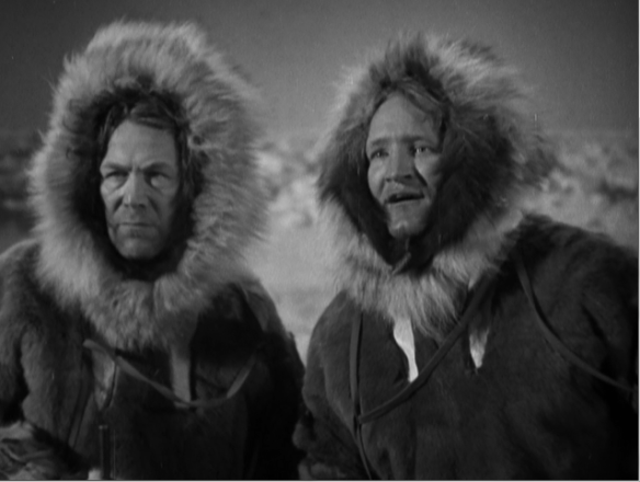 The White Men Cometh in Eskimo (1933)...and that's bad news.