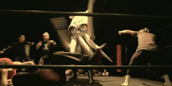 The Calamari Wrestler (2004)