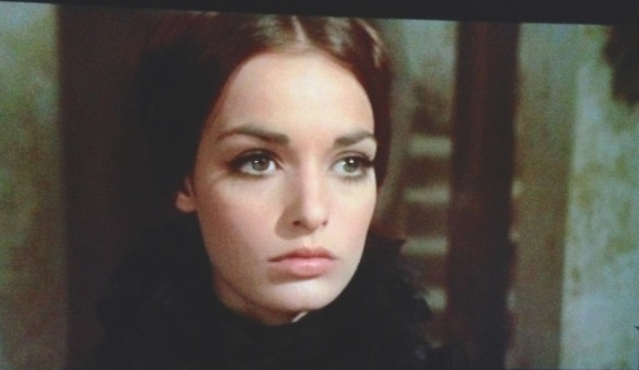 Adrienne Larussa stars as the ill-fated Beatrice Cenci (1969), directed by Lucio Fulci
