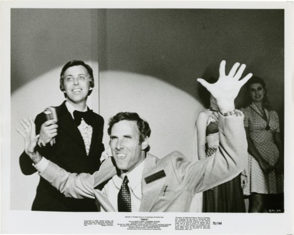 Bruce Dern stars in a change of pace role - Michael Ritchie's satire, Smile (1975)