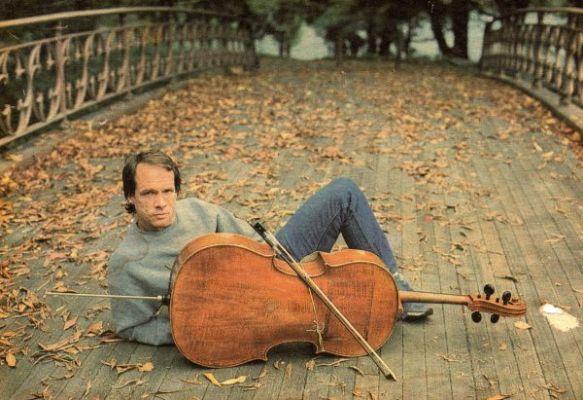 musician Arthur Russell