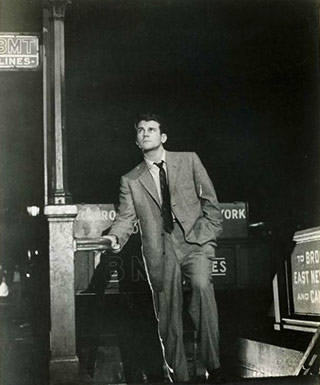 Don Murray in The Bachelor Party (1957), directed by Delbert Man