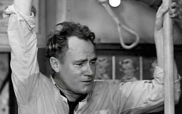 E.G. Marshall stars as one of the not-so-happy revelers at The Bachelor Party (1957), written by Paddy Chayefsky and based on his original 1953 teleplay.
