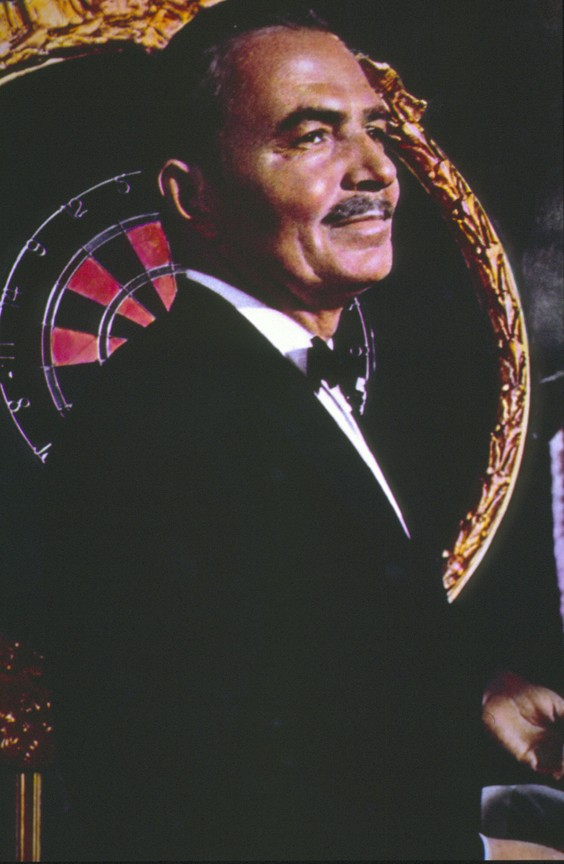 James Mason plays the target of a heist engineered by his two sons in Duffy (1968).