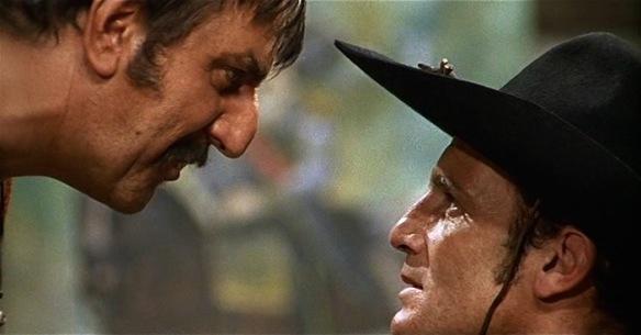 Adolfo Celi & Philippe Leroy in Yankee (1966)